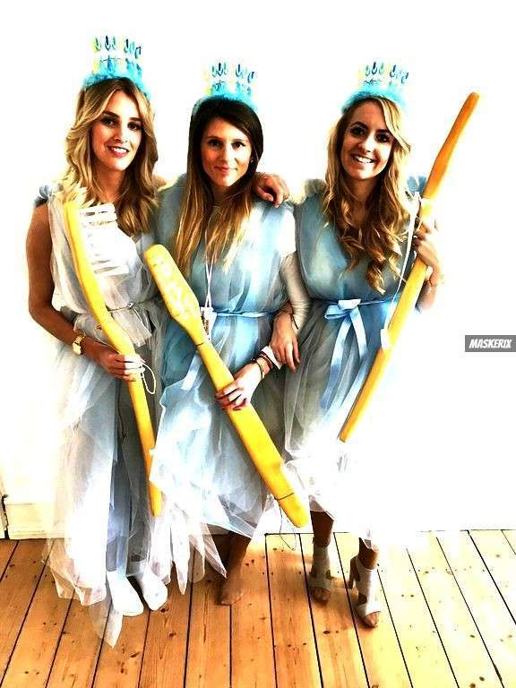 maskerix – Carneval Photo Contest 2019 – DIY Tooth Fairy Costume Idea