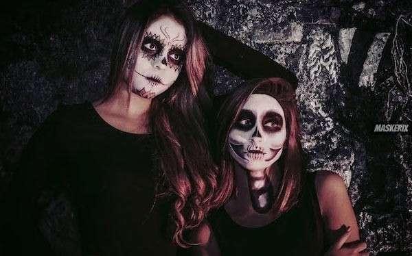 maskerix - Halloween Photo Contest 2017 - Dia de los Muertos