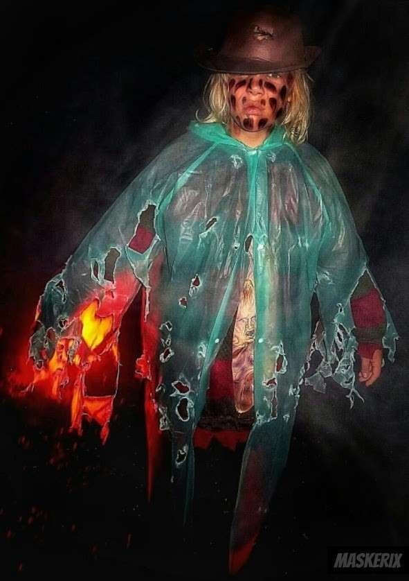 maskerix - Halloween Photo Contest 2017 - Freddy Krueger