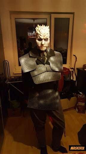maskerix - Halloween Photo Contest 2017 - Game of Thrones Whitewalker