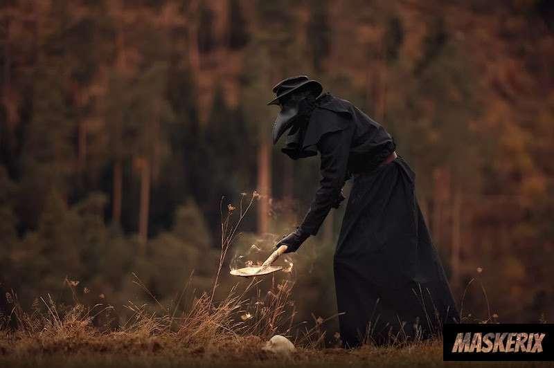 maskerix - Halloween Photo Contest 2017 - Grave Digger