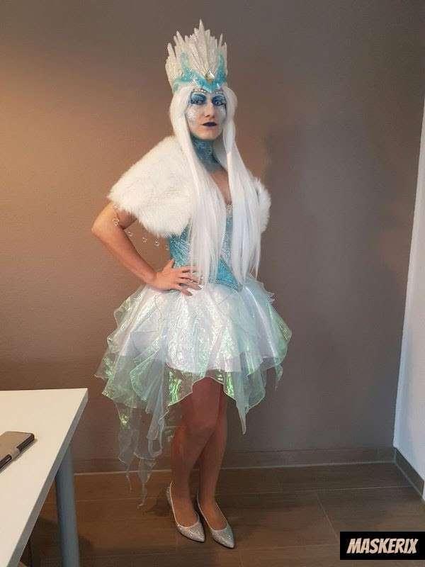 maskerix - Halloween Photo Contest 2017 - Ice Queen