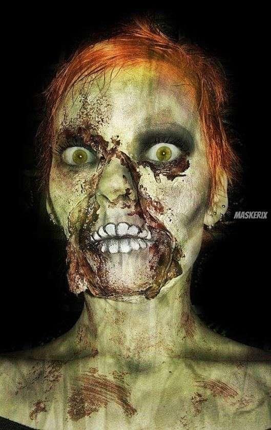 maskerix - Halloween Photo Contest 2017 - Zombie