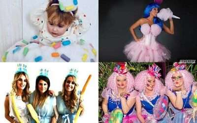 DIY Candy Costume Ideas