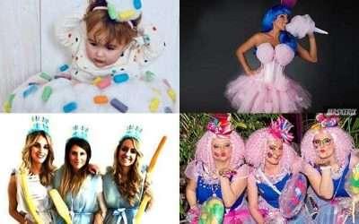 DIY Candy Costume Ideas