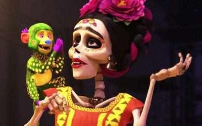 DIY Coco Frida Kahlo Costume