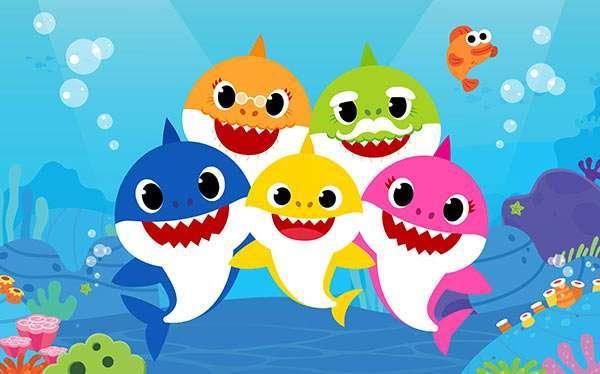 Baby Shark Theme Party Ideas