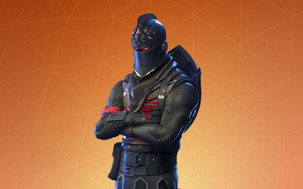 DIY Fortnite Black Knight Halloween Costume Idea