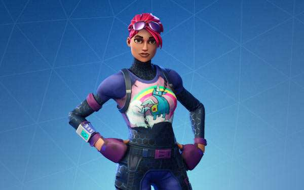 DIY Fortnite Brite Bomber Halloween Costume Idea