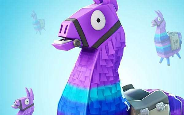 DIY Fortnite Loot Llama Halloween Costume Idea