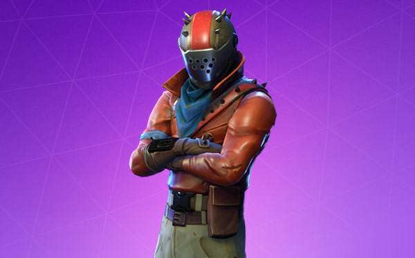 DIY Fortnite Rust Lord Halloween Costume Idea