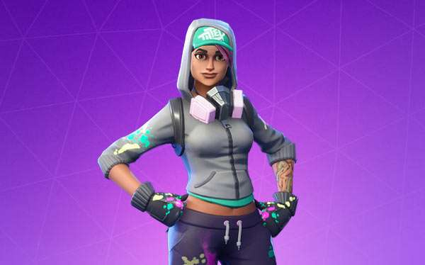 DIY Fortnite Teknique Halloween Costume Idea