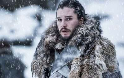 DIY Game of Thrones Jon Snow Costume