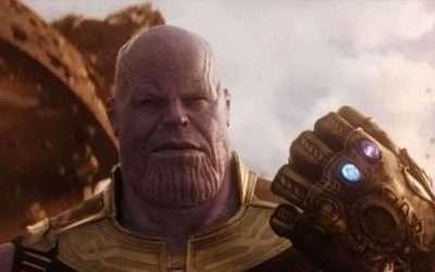 DIY Thanos Costume