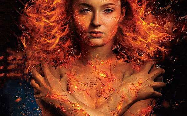 DIY X-Men Dark Phoenix Costume