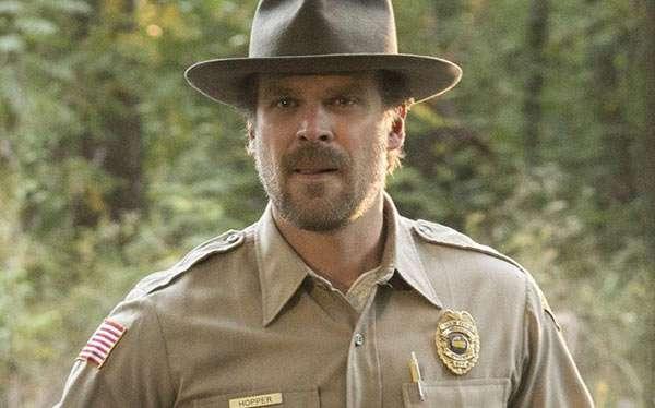 Chief Jim Hopper Costume