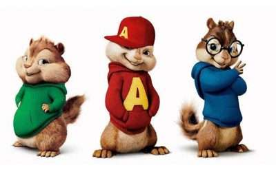 DIY Alvin and the Chipmunks Halloween Costume Idea