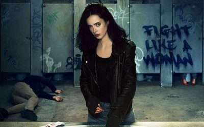 DIY Jessica Jones Costume