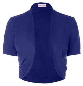 Amazon - Blue Bolero Jacket