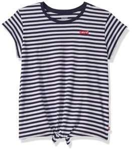 Amazon - Blue Striped Shirt