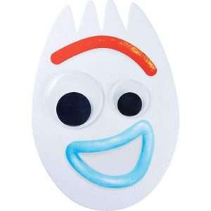 DIY Forky Costume Mask