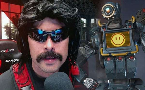 Dr. DisRespect Costume