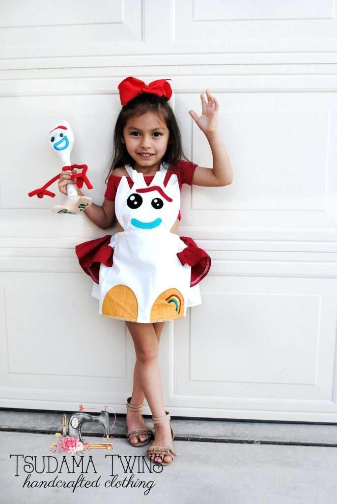 Etsy - Handmade Forky Costume