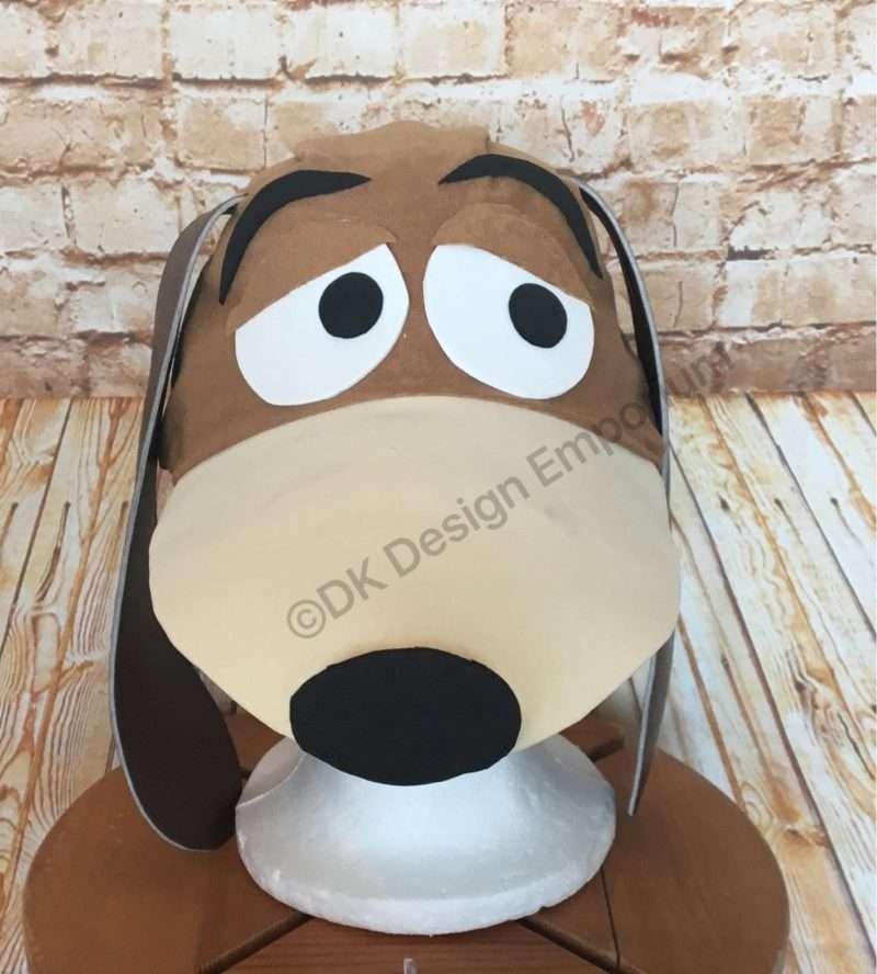 Etsy - Slinky Dog Costume Hat