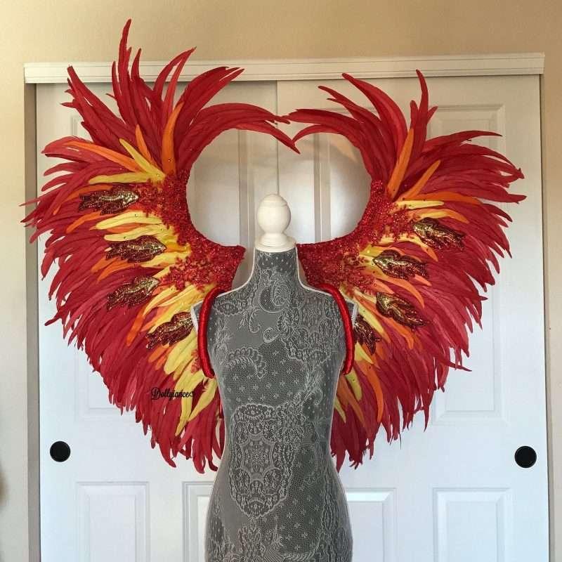 Etsy - Phoenix Wings