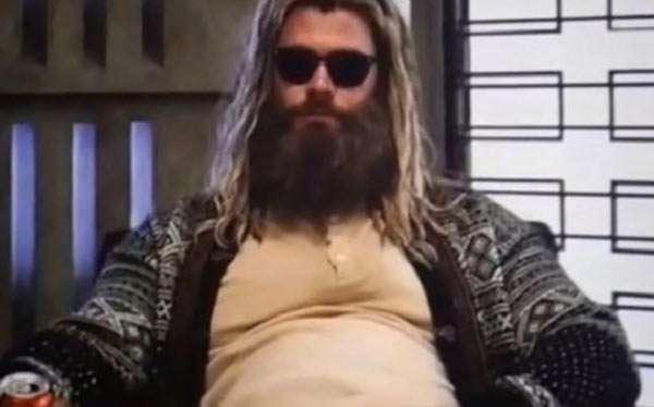Fat Thor Costume