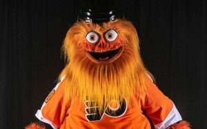 Gritty Halloween Costume