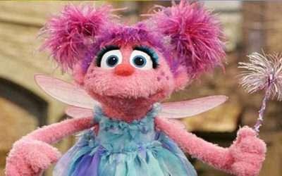 Sesame Street Abby Costume
