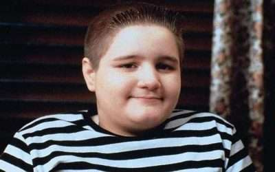 DIY Pugsley Addams Costume