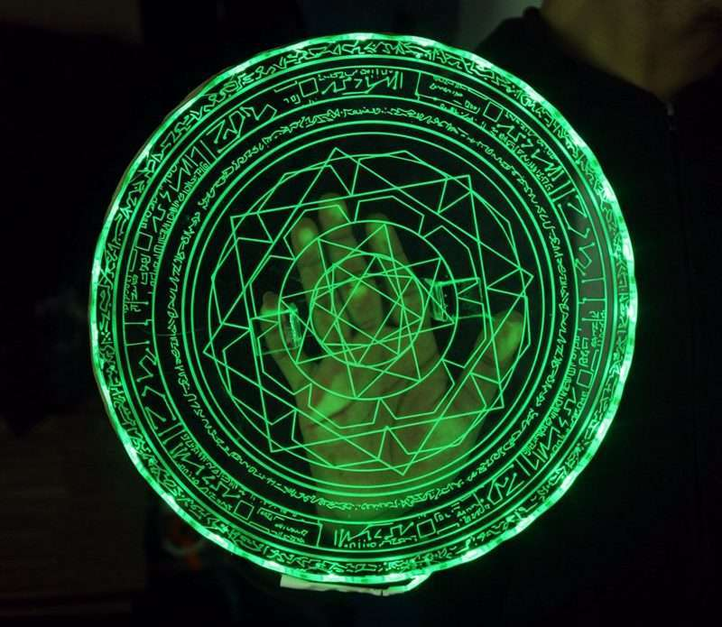 Etsy - Dr. Strange LED Lights