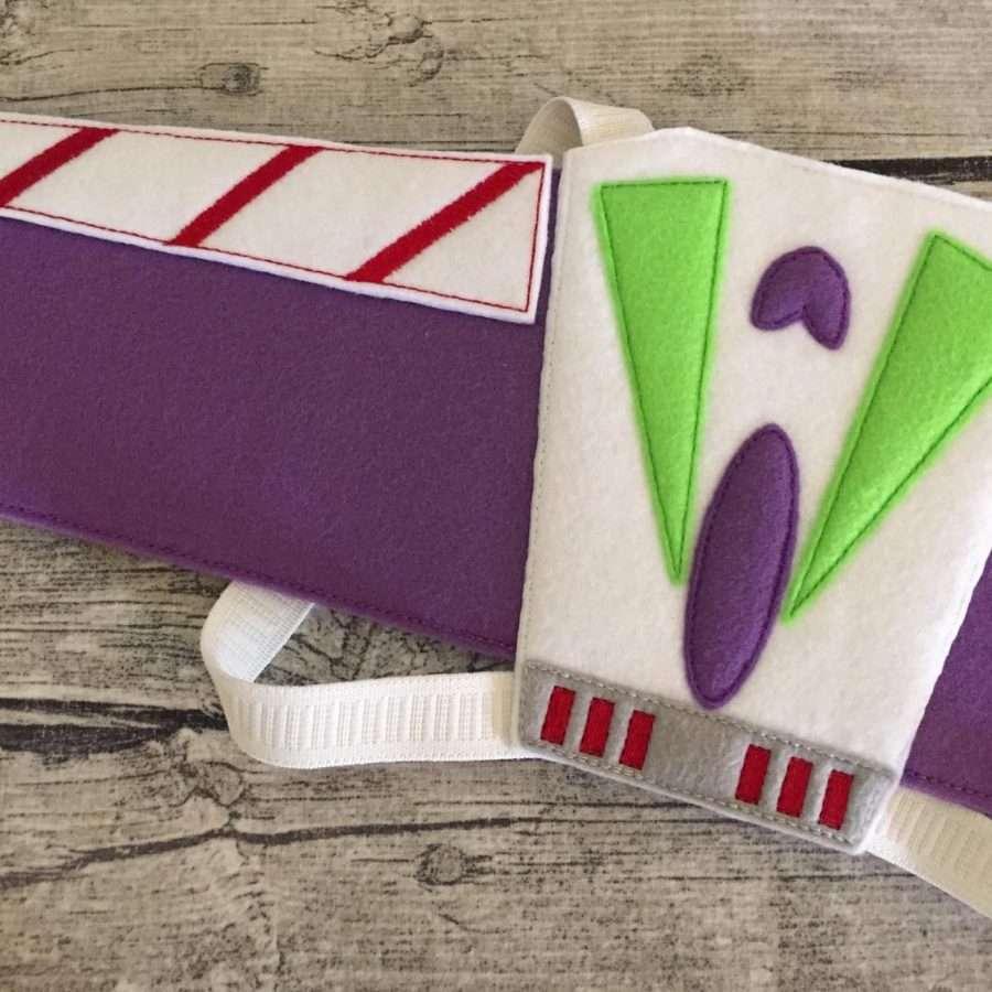 Etsy Handmade Buzz Lightyear Wings