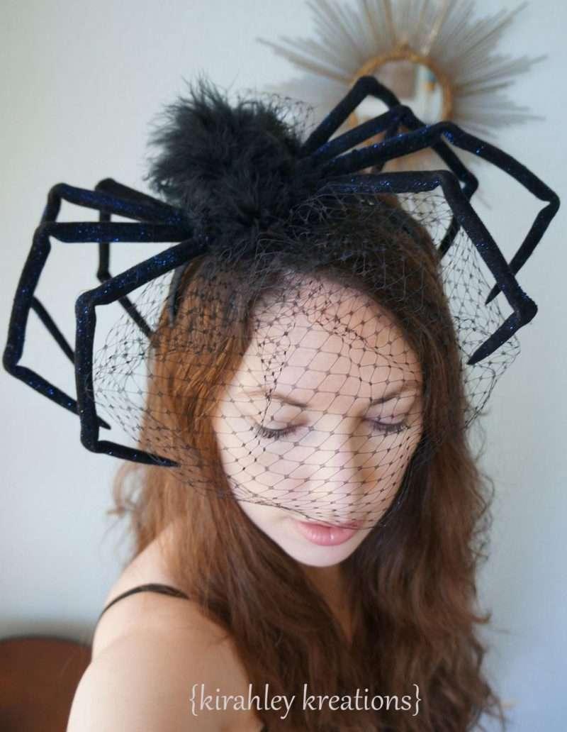 Etsy Spider Hat