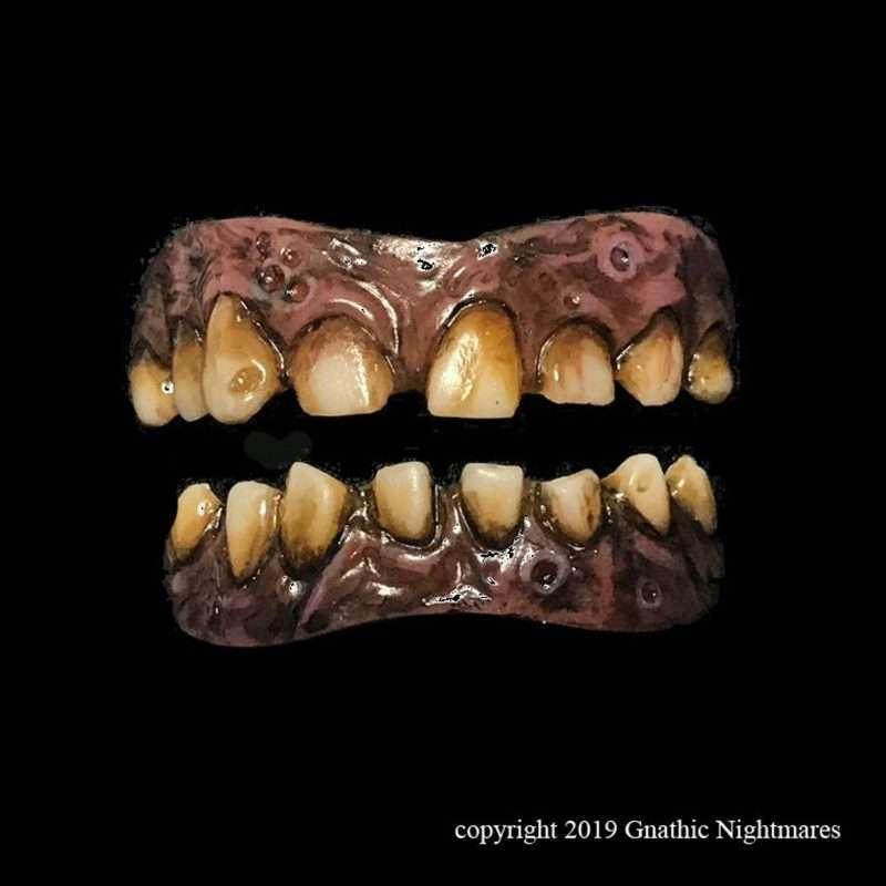 Etsy - Freddy Kruger Teeth