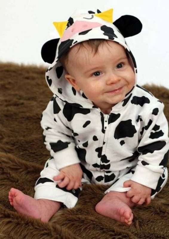 Etsy Cow Costume