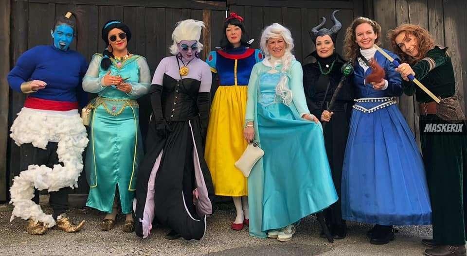 maskerix – Carnival Photo Contest 2020 – DIY Disney Costume