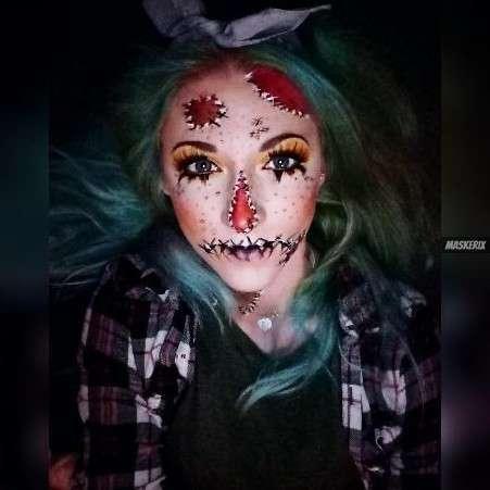 maskerix - Carnival Photo Contest 2020 - DIY Scarecrow