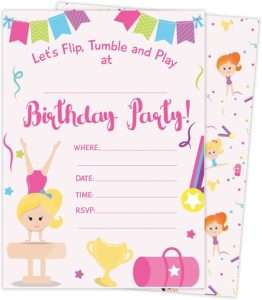 amazon - Birthday Party Card