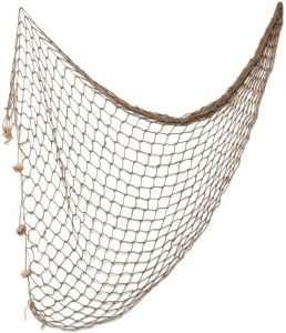 amazon - Decorative Fish Netting