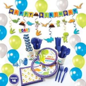 amazon - Kids Birthday Party Decoration