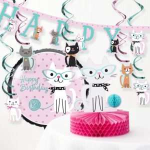 amazon - Kids Birthday Party Decoration3