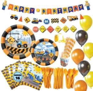 amazon - Kids Birthday Party Decoration5