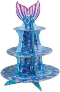 amazon - Mermaid Cupcake Stand