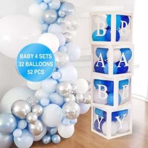 Amazon – Baby Shower Decoration Sets