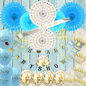 Amazon – Baby Shower Decoration Boy