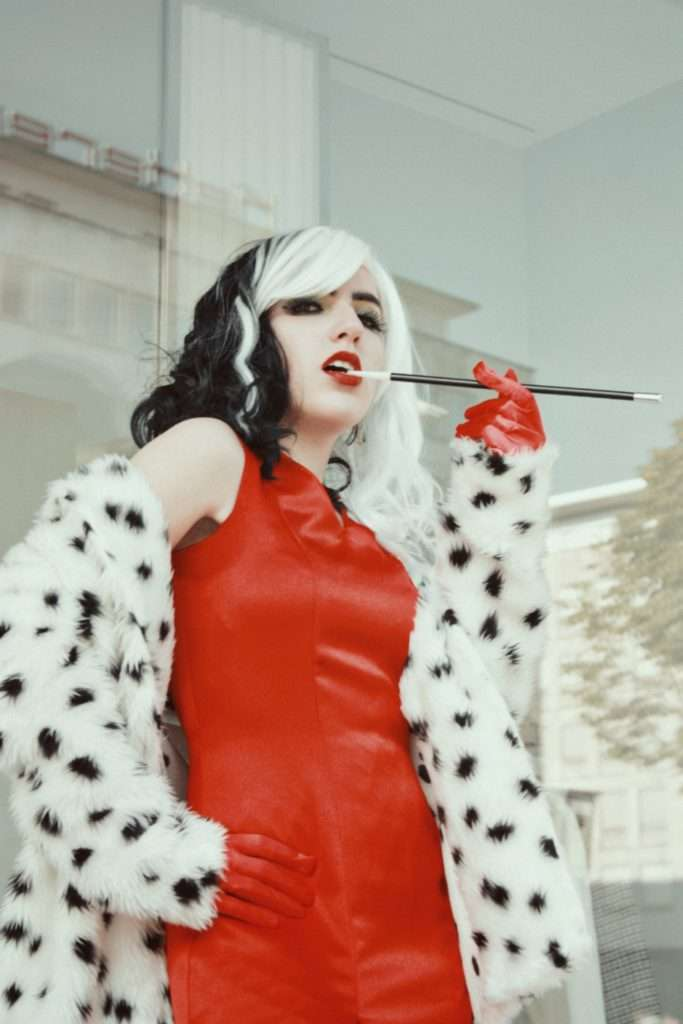 maskerix - Photo Contest 2021 - Cruella de Vil
